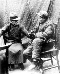 Liang Shuming and Mao Zedong