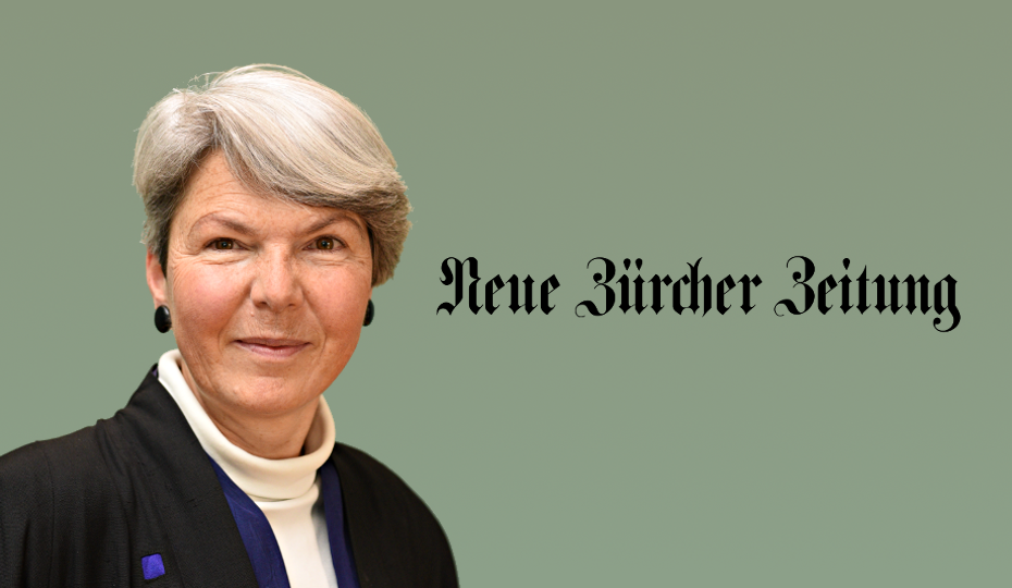 Christa Tobler in der NZZ